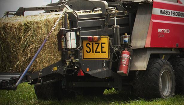 Massey Hay - Small