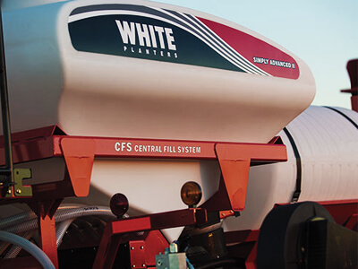 WHITE 9500