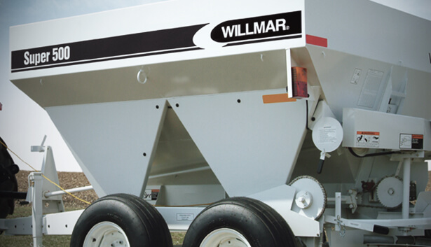 Willmar Spreaders - Small